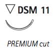 DSM11: 6/0 - <b>45cm</b> (24 pcs)