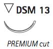 DSM13: 5/0 - <b>45 cm</b> (24 pcs)