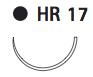 HR17: 4/0 - <b>70cm</b> (24 pcs)