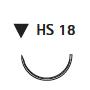 HS18 4/0 - <b>45 cm</b> (24 pcs)